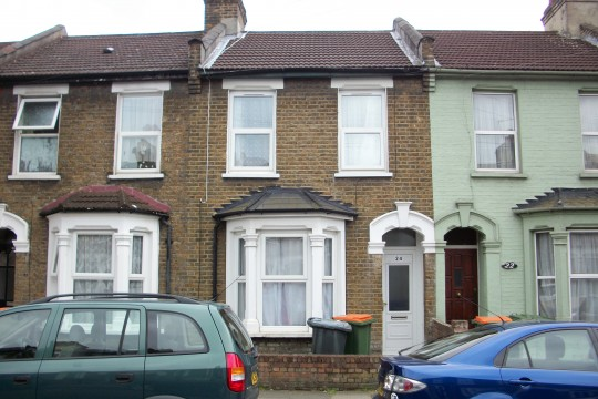 Dundee Road, Plaistow, London, E13