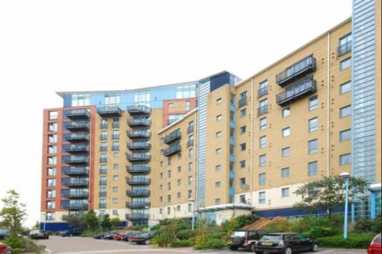 Western Beach Apartments, Hanover Avenue, London, E16